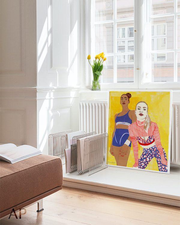 Art Print Home Decor