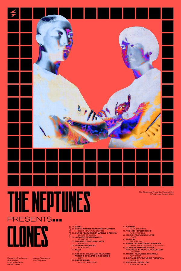 THE NEPTUNES AUG8TH