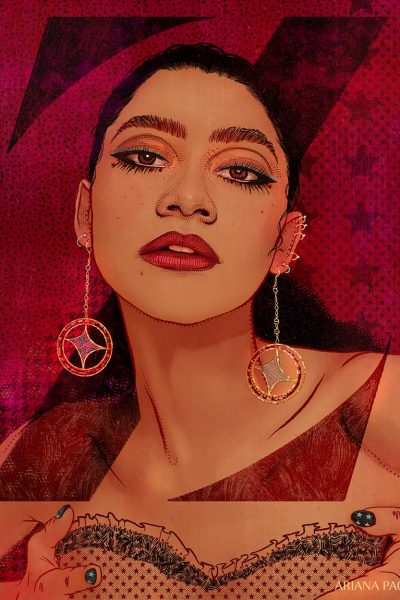 Zendaya Illustration